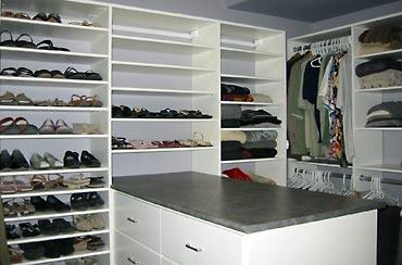 Closets. CaseQuick; CaseQuick; CaseQuick